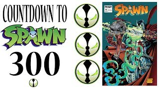 COUNTDOWN TO SPAWN 300 First Greg Capullo, Angel Medina And More!