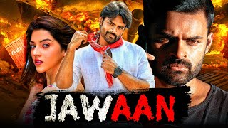 Jawaan Telugu Hindi Dubbed Full Movie | Sai Dharam Tej, Mehreen Pirzada, Prasanna