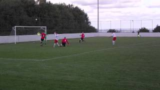 preview picture of video 'Buckley Town FC 2 - 2 Rhyl FC - 25/09/10 - 1'