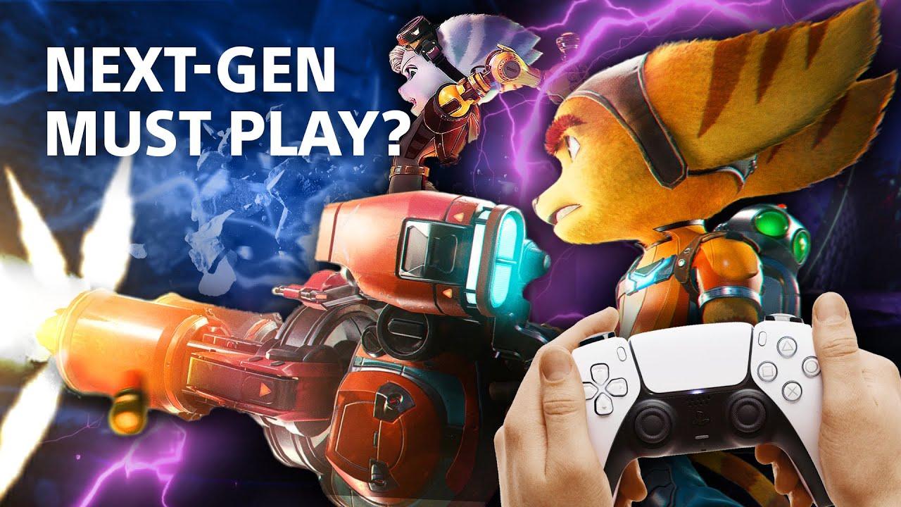 Wir feiern die Entwicklung von Ratchet & Clank auf PlayStation
