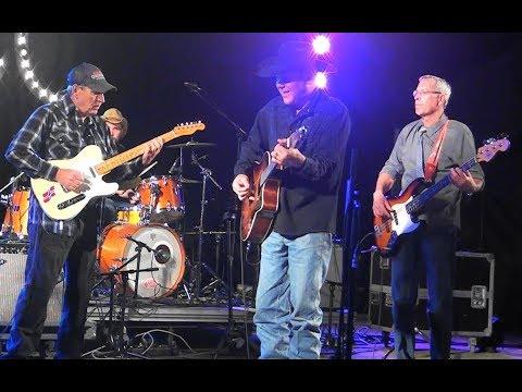 Ed Burleson Ramblin Fever Chords