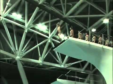 Тренировка китайских прыгунов / видео