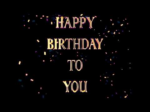 Birthday Wishes For A Friend Happy Birthday Animation Quotes