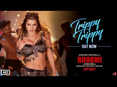 Download Trippy Trippy Song | BHOOMI | Sunny Leone | Neha Kakkar | Benny | Brijesh | Badshah | Sachin Jigar HD Mp4 3GP Video and MP3