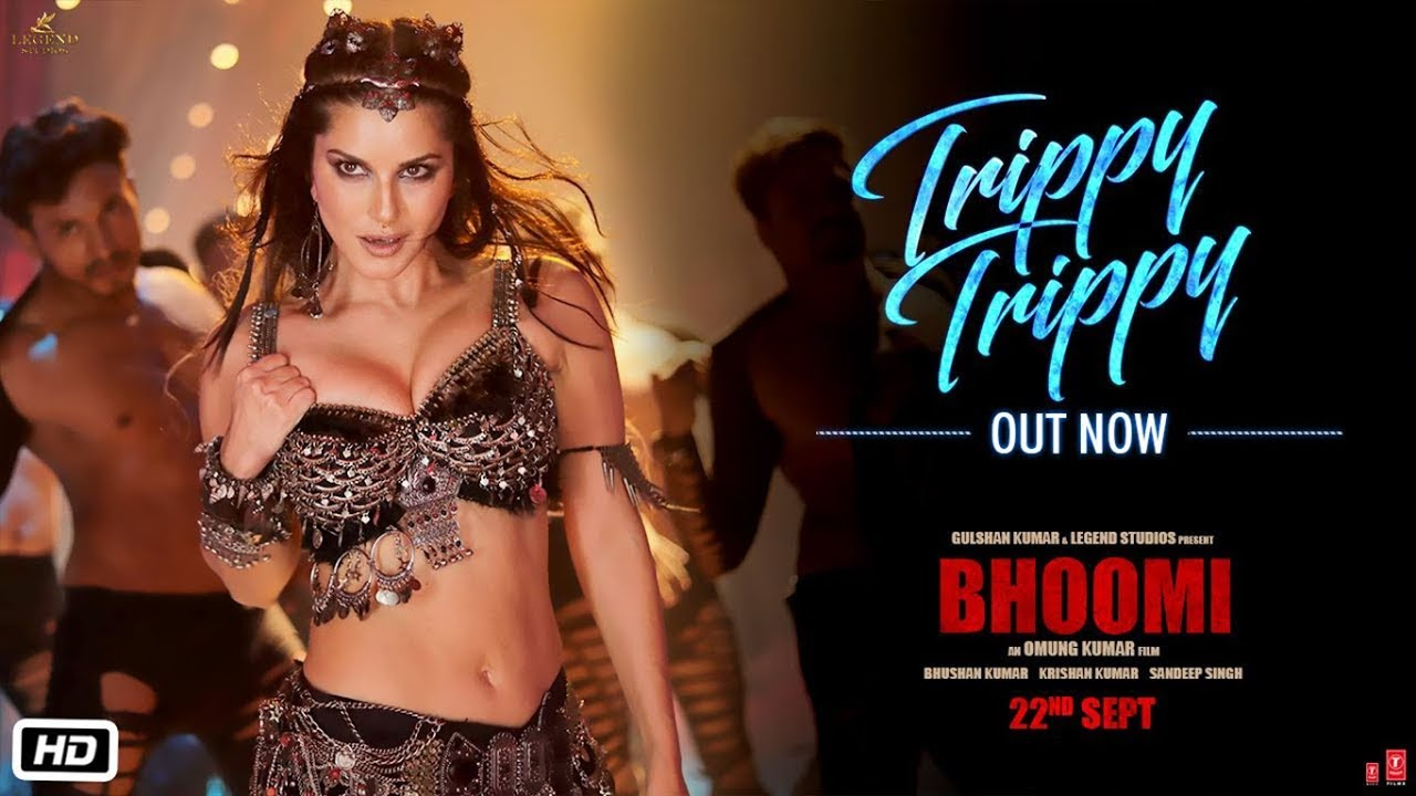 ट्रिप्पी ट्रिप्पी Trippy Trippy Lyrics in Hindi - Bhoomi - Neha Kakkar, Benny Dayal, Badshah