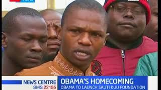 Siaya residents' expectations on Obama's homecoming