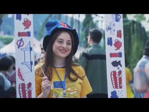 Europe Day in Tbilisi