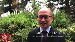Navegar con el viento de la Gracia. Testimonio de Mitsuhiro Tateishi