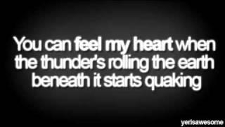 Kiss you in your sleep - Rico love [lyrics on screen]