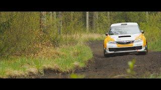 Majowe testy Subaru Imprezy R4 - Chwietczuk / Hinz