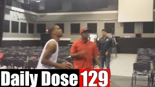 #DailyDose Ep.129 - 3 POINT CONTEST! | #G1GB