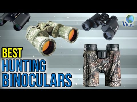 8 Best Hunting Binoculars 2017