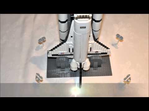 Vidéo LEGO Creator 10231 : Aventures spaciales