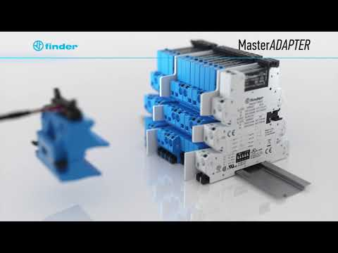 Relay interface modules | MasterINTERFACE | Finder
