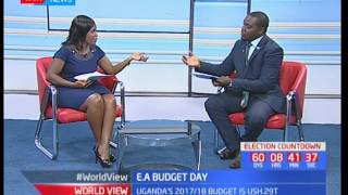 E.A. Budget Day- Budget being read across East Africa