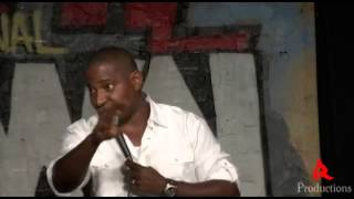 Rod Man at Uptown  Comedy Corner