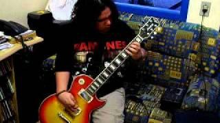 Tourniquet - Somnambulism - guitar cover Lucas Roennau Silveira