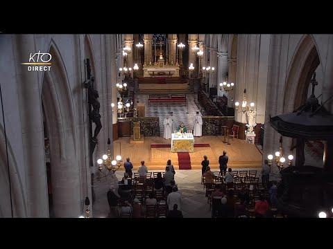 Messe du 28 août 2021 à Saint-Germain-l'Auxerrois