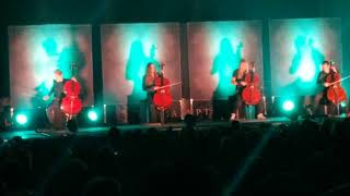 "Apocalyptica ""Master of Puppets"" 9/20/17"