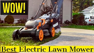 Best Electric Lawn Mowers in 2020 (Budget & Self Propelled)