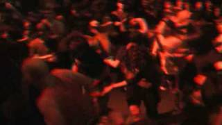 THE ACACIA STRAIN - Angry Mob Justice live at Bloodaxe Fest, Tokyo, Japan 29-08-09