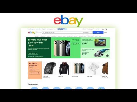 Wie funktioniert eBay? (Das Große Tutorial) Einfach Produkte kaufen & verkaufen