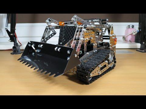 Steel World SW 008 RC Bobcat - Better than Lego !!