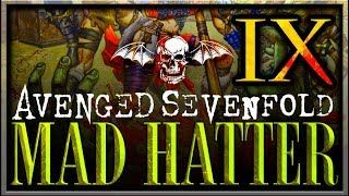 "Black Ops 4 Zombies ""IX"" Easter Egg Song by Avenged Sevenfold ""MAD HATTER"" (Black Ops 4 Zombies Song"
