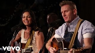 Joey+Rory - Are You Washed In The Blood (Live)