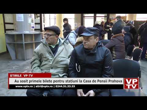 Au sosit primele bilete pentru stațiuni la Casa de Pensii Prahova
