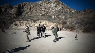 NAVY Seal Led Handgun And Rifle Combative And Seal Techniques
