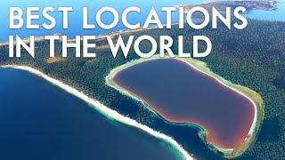 Microsoft Flight Simulator 2020 - The Best Locations In The World - How To Find And Visit Them