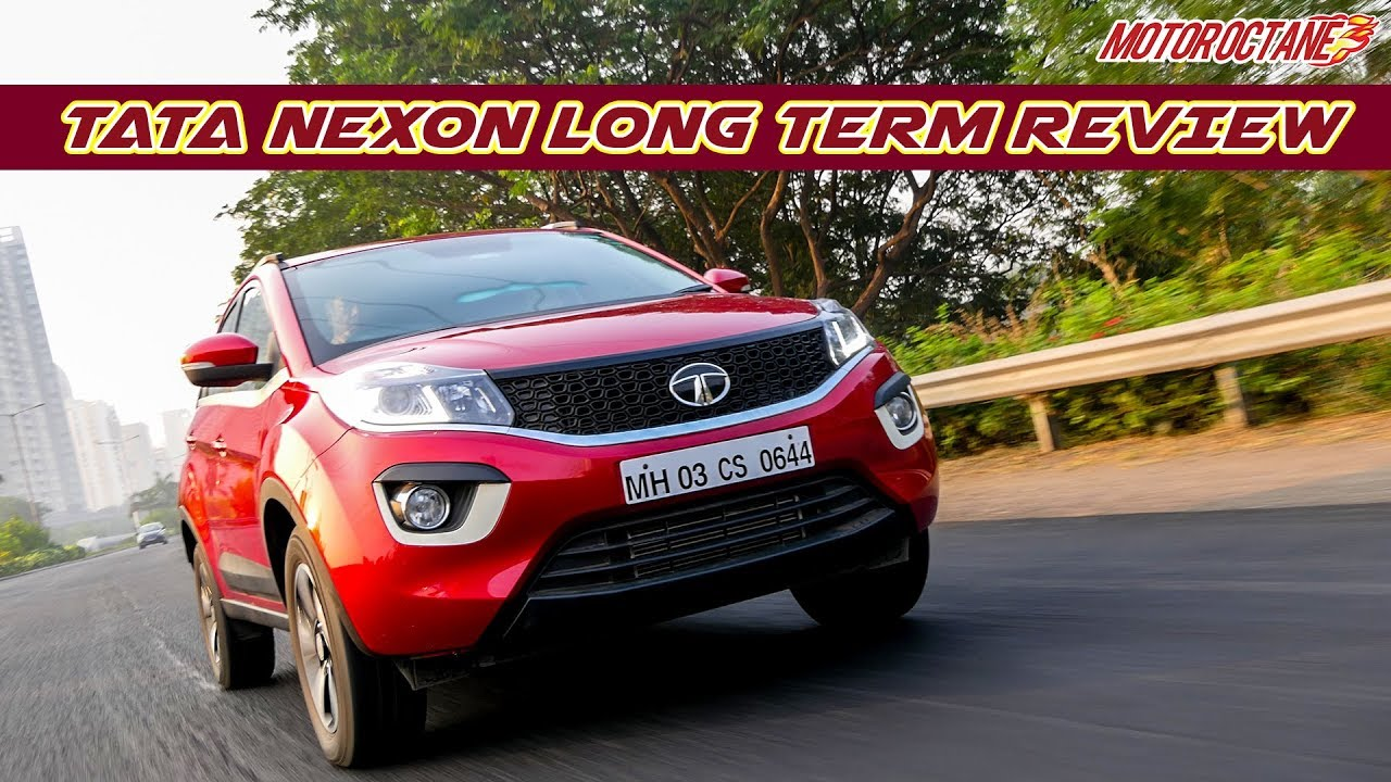 Motoroctane Youtube Video - Tata Nexon Long Term Review in Hindi | MotorOctane