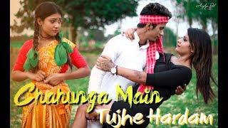Chahunga Main Tujhe Hardam | Satyajeet Jena |  Monojit Creation | Cute Love Story 2020 | Love Story