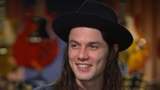 Singer James Bay On Breakout Year Grammy Nominations
