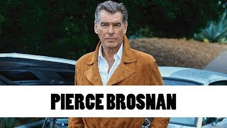 10 Things You Didn't Know About Pierce Brosnan | Star Fun Facts