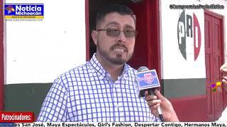 Le hemos apostado a una campaña de propuestas y no de desprestigio: Javier Andrade Mata
