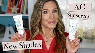 New Shades! Australian Gold Tinted Face Sunscreen SPF 50