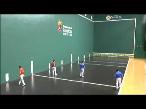 Semifinal La Rioja B vs Navarra A
