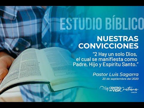 Nuestras Convicciones: 2. Hay un solo Dios, el cual se manifiesta como Padre, Hijo y Espíritu Santo | Centro de Vida Cristiana