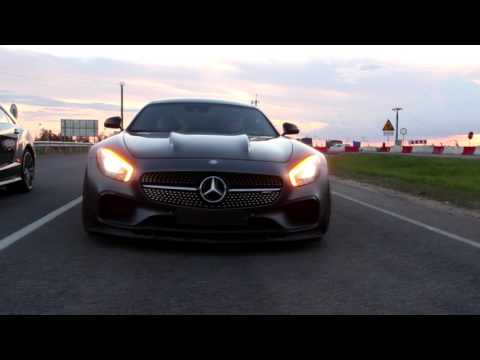 Квартет AMG. Smolmotor-production