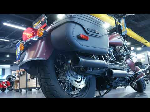 2018 Harley-Davidson Heritage Classic 114 in Coralville, Iowa - Video 1