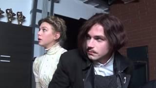 Гоголь и Лиза альтернативный дубль