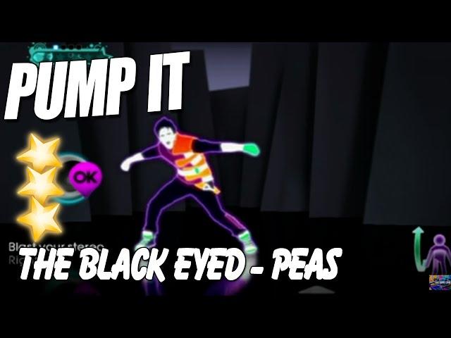 Pump-it-the-black