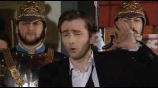 David accepte son Award et annonce son départ de Doctor Who (NTA 2008)
