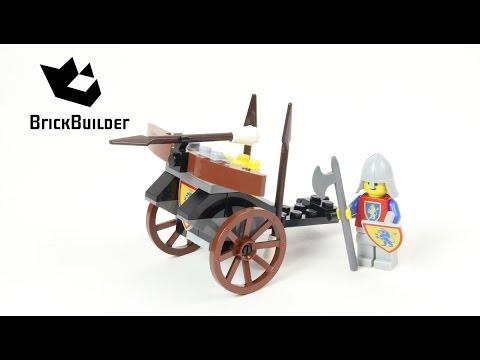 Vidéo LEGO Castle 5004419 : Classic Knights Minifigure