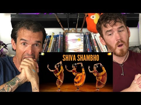 Shiva Shambho: Bharatanatyam Dance REACTION! | Indian Classical Dance