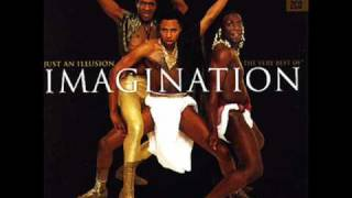 80's - Imagination - Just an Illusion    1982