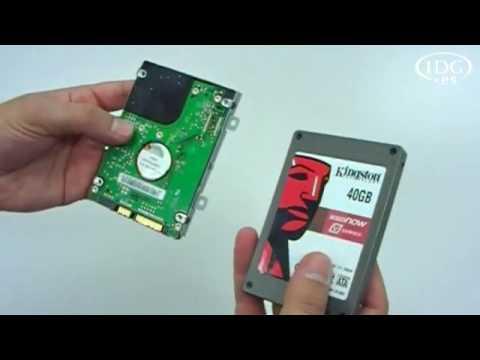 Disco duro SSD de 40 GB de Kingston