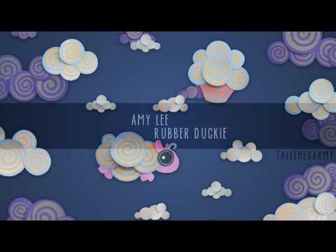 Amy Lee - Rubber Duckie